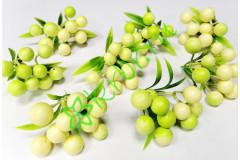 Ягодная гроздь бело-зеленая, шт