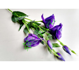 Эустома Дип Блу фиолетовая, шт