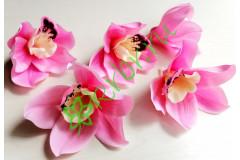 Бутон орхидеи Цимбидиум розовый, шт