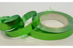 Лента полипропилен металлик зеленая, 3 м