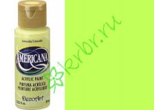 Акриловая краска Премиум Americana, Лимонад (DA252)