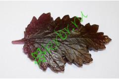 Молд лист хризантемы