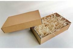Подарочная коробка кр/дно 10х17х5 см, от 50 шт