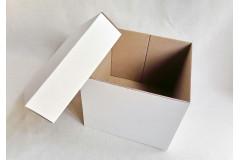 Подарочная коробка кр/дно 18х18х15 см, от 50 шт