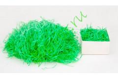Бумажный наполнитель тишью Зеленое яблоко
