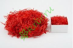 Бумажный наполнитель тишью Красный