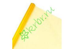 Органза желтая, м