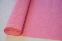 Гофрированная бумага 550, розово-сиреневый