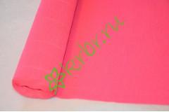 Гофрированная бумага 551, ярко-розовый