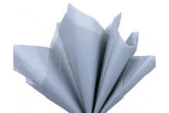 Бумага тишью Серебро, лист 50х66 см