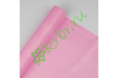 Фетр флористический пастель розовый, м