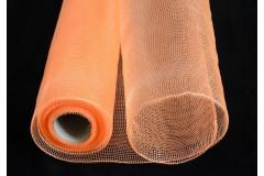 Сетка простая оранжевая, метр