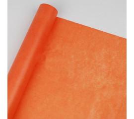 Фетр флористический оранжевый, м