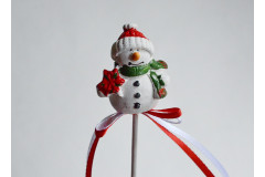 Вставка Снеговик, шт