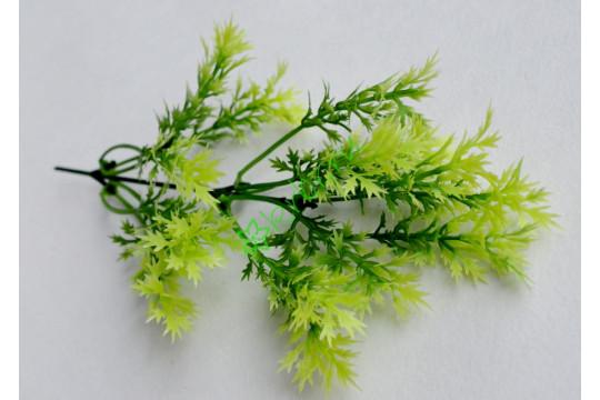 Ветка зелени Ягель зелено-салатовая, шт