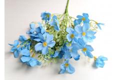 Букет космеи summer голубой, шт