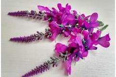 Львиный зев соцветие пурпур, шт