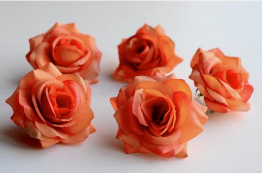 Бутон розы Дания карамель, шт