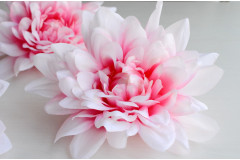 Бутон георгина Флер розовый, шт