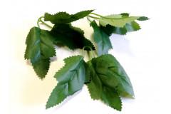 Листья фигурные зеленые, шт