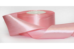 Лента атласная (3112/8047) Розово-сиреневый 50 мм, метр