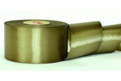 Лента атласная (8081) Хаки 50 мм, метр