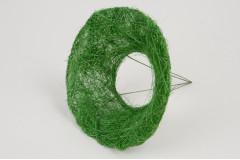 Каркас для букетов 25 см зеленый, шт